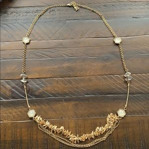 Chloe + Isabel Casablanca Mother-of-Pearl Necklace